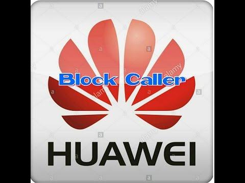 How to block caller on huawei smart phone|របៀប block លេខលើស្មាតហ្វូនHuawei