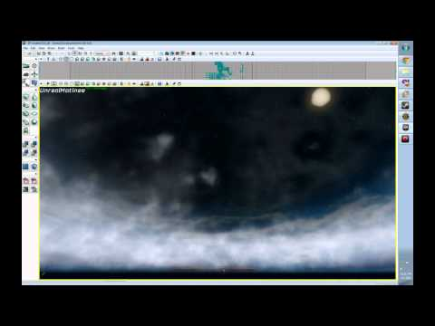 UDK Skybox Day/Night cycle - Game Dev Blog 01