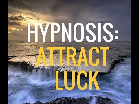 Hypnosis for Luck. Attract More Luck into Your Life. Feel Luckier. Free Session.