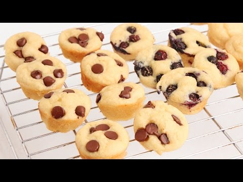 Pancake Mini Muffins Recipe - Laura Vitale - Laura in the Kitchen Episode 916