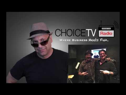 Producer/Showrunner Jude Prest on ChoiceTV Radio...Part 1