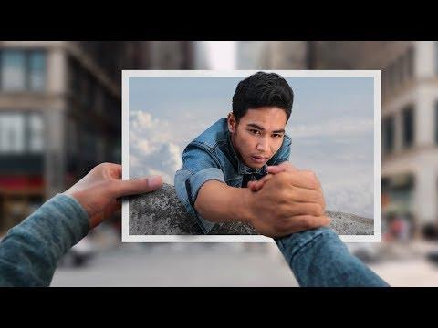 Pop Out Photo Effect ▪️ Photoshop Tutorial