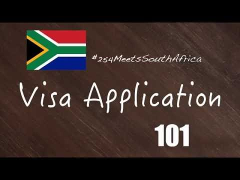 South Africa Visa Application Process | Our2Cents