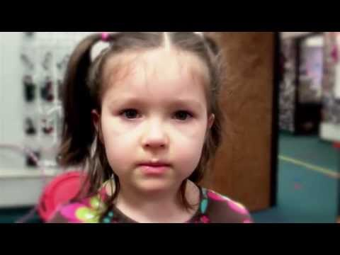 Fixing Aloise's Gaze (Strabismus) | Wow Vision Therapy