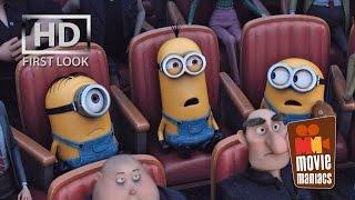Minions - Scarlet sucht Schurken | offizieller FIRST LOOK clip (2015) Despicable Me