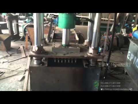 shisha charcoal briquette pressing machine