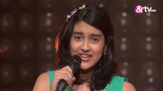 Asmi Mukherjee - Blind Audition - Episode 9 - August 20, 2016 - The Voice India Kids