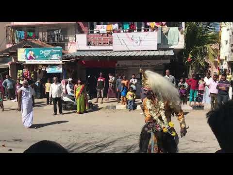 Stunt using thalvar