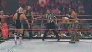 Matt Hardy,rey Mysterio And Jeff Hardy Vs Mr Kennedy,mvp And Finlay Part 1