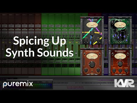 Spicing Up Synth Sounds