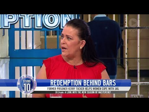 'Jail Made Me A Better Person' | Studio 10