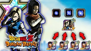 LR ANDROIDS CAMPAIGN COMING TO GLOBAL!! HOW TO OPEN ALL PATHS!! | DRAGON BALL Z DOKKAN BATTLE