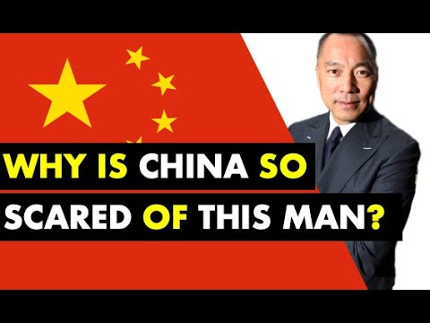 🔴 Exiled Chinese Billionaire's Accusations of China (w/ Guo Wengui & Kyle Bass)   RV Classics