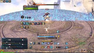BnS NA: Warden lightning raven 3 parse - 2nd try