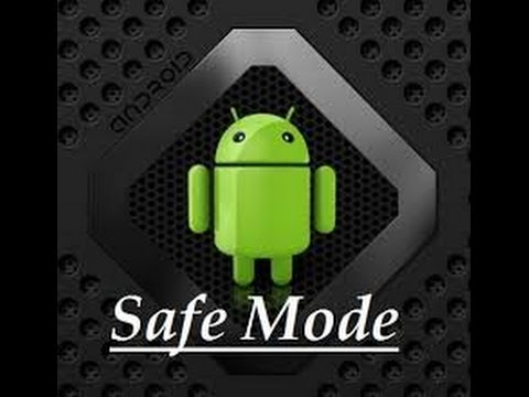 how to boot your android phone or tablet into safe mode