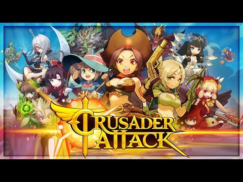 SHOT EM ALL UP! :: Crusadar Attack :: FIRST IMPRESSION!