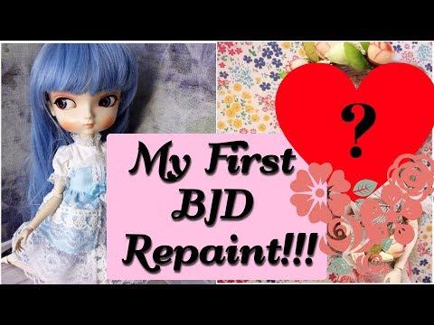 Budget BBgirl Doll VS Expensive BJD Pullip and Blythe / Doll Repaint / How To Customize Monster High