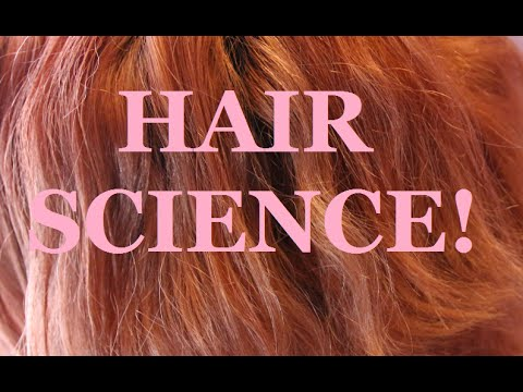 The science of bleaching and restoring hair color.
