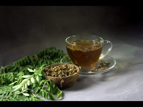 MORINGA TEA FOR WEIGHT LOSS   GET RID OF STUBBORN BELLY FAT
