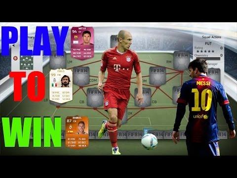 FIFA 14 - PLAY TO WIN EP #2 - NEW TEAM ALREADY  ?