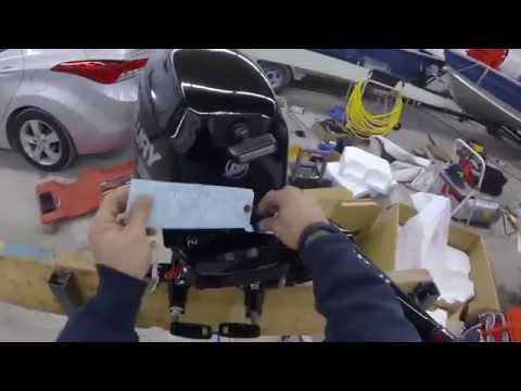 How to remove engine cover on