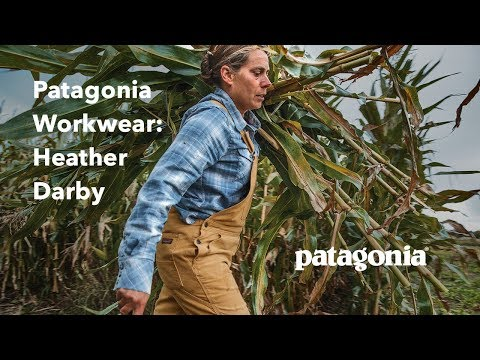 Patagonia Workwear: Heather Darby