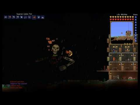 Terraria - How to Summon Skeletron Multiple Times in 1.2