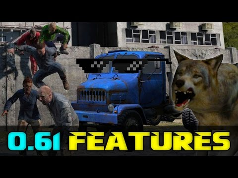 DayZ 0.61 Features & Predictions in Detail