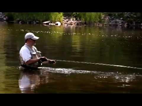 рыбалка на урале нахлыстом