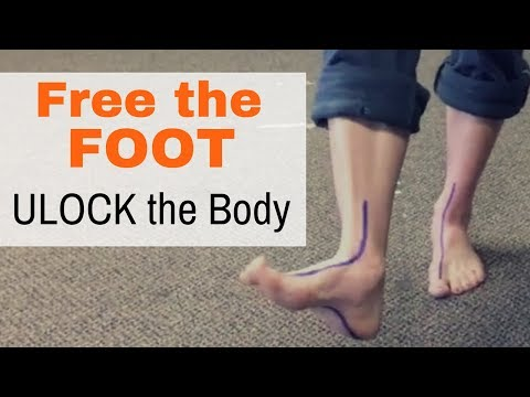 Beginning Strategies to Strengthen the Muscles of the Foot and Arch