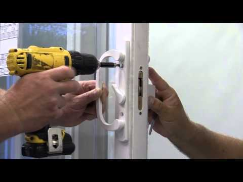 Remove a Stuck Key from a Patio Door