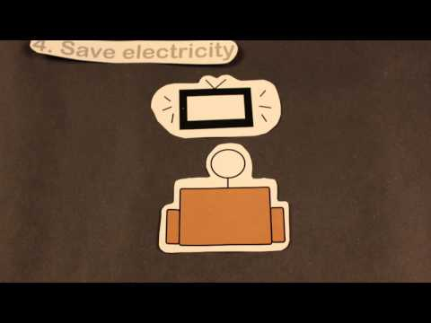 8 ways to Save Environment TVC