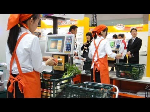 Supermarket Scanner Recognizes Objects, Makes Barcodes Obsolete #DigInfo