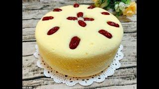 1碗面粉,5个鸡蛋,做蛋糕不用烤箱不用电饭煲,新手一次就能成功