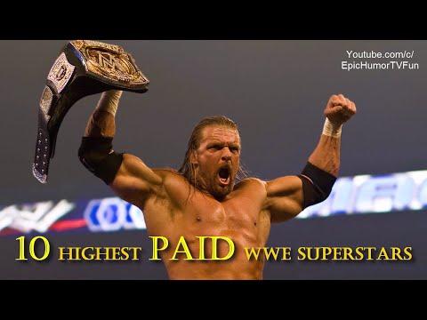 10 Richest WWE Wrestling Superstars 2016