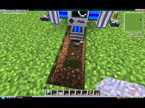 how to make a quarry in tekkit/technic