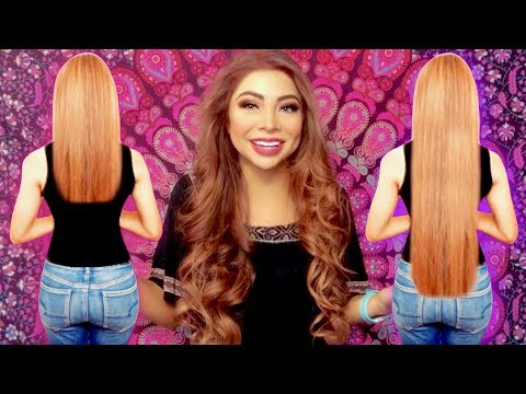 How to Grow Your Hair Fast & Long! || 5 Life Hacks!!