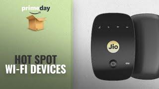 Best Hot Spot Wi-Fi Devices Prime Day Deals: JioFi 4G Hotspot M2S 150 Mbps Jio 4G Portable Wi-Fi