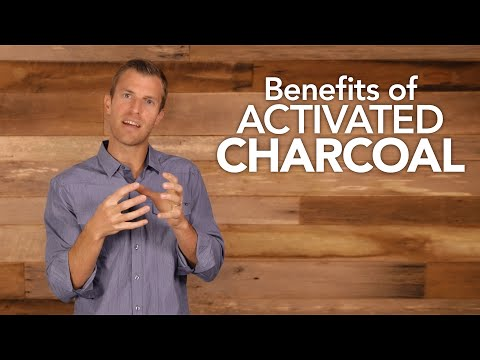 Benefits of Activated Charcoal