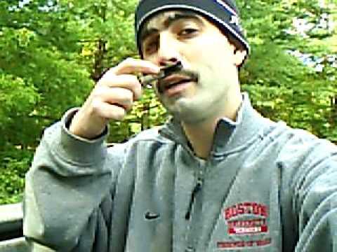 Cuddle Talk. . . episode 8-Mustache Accessories