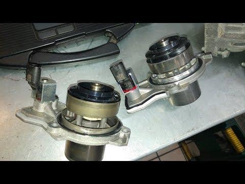 Vw 1.4 Tdi Wymiana Rozrządu I pompy TIMING BELT REPLACEMENT VW 1.4 TDI EA288