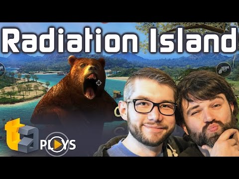 TA Plays: Radiation Island for iPhone and iPad - Gameplay Video