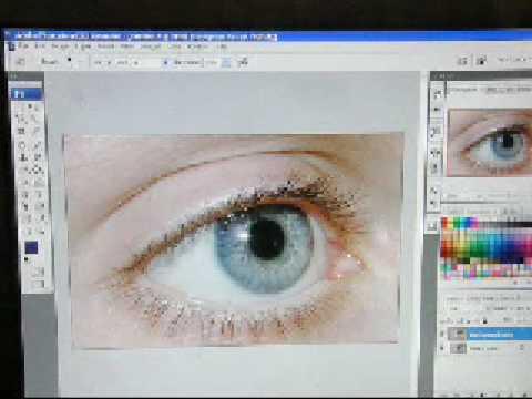 How to Enhance Eyes on Photoshop