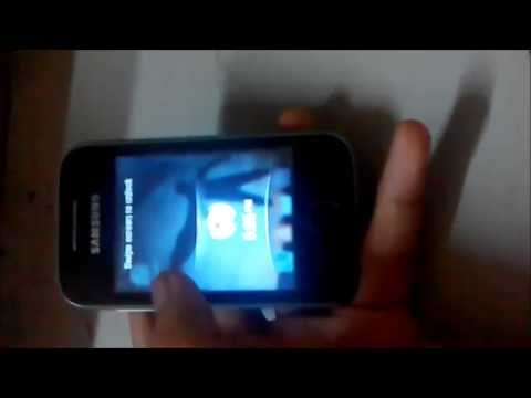 How to root GT-S5360 Easy without Computer