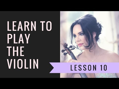 Learn the VIOLIN | EASY | How to Play the VIOLIN - Lesson 10/20 - Summary plus challenge!!