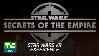 A new Star Wars VR experience is coming to Disney parks