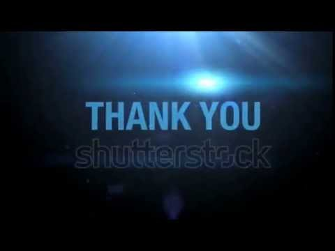 Thank You video For PPT