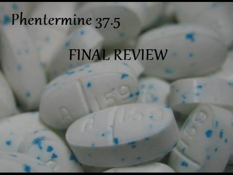 Phentermine 37.5mg FINAL REVIEW