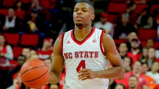 Most Explosive Player in College Basketball || NC State PG Dennis Smith Jr. 2016-17 Highlights ᴴᴰ