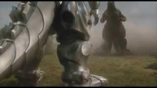 Godzilla vs Mechagodzilla II: First Battle